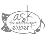 Ask the Entertainment Expert logo