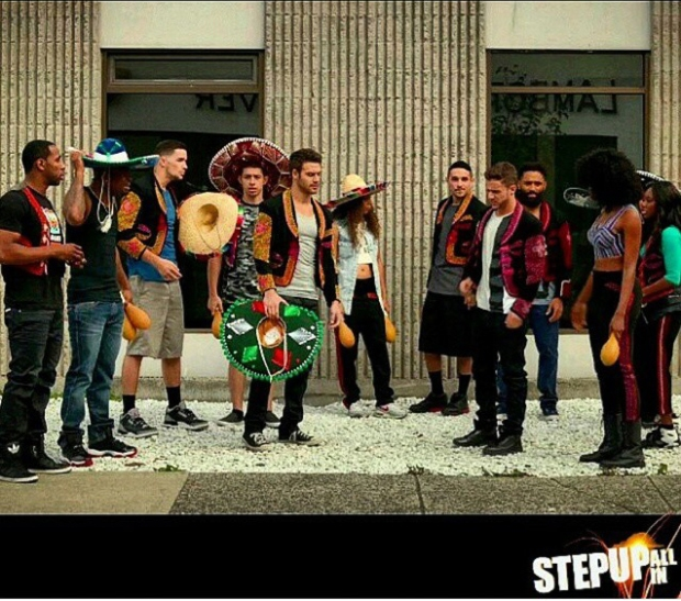 Josue in Step Up All In