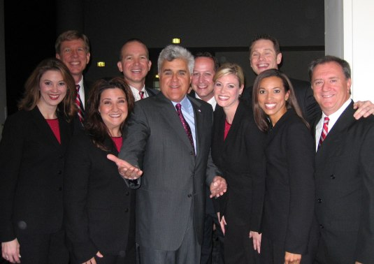 Liberty Voices with Jay Leno
